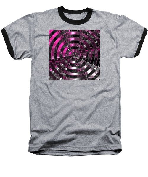 Look To The Center Baseball T-Shirt