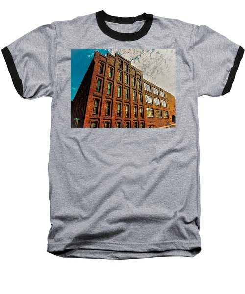 Look Up In The Sky Too Baseball T-Shirt