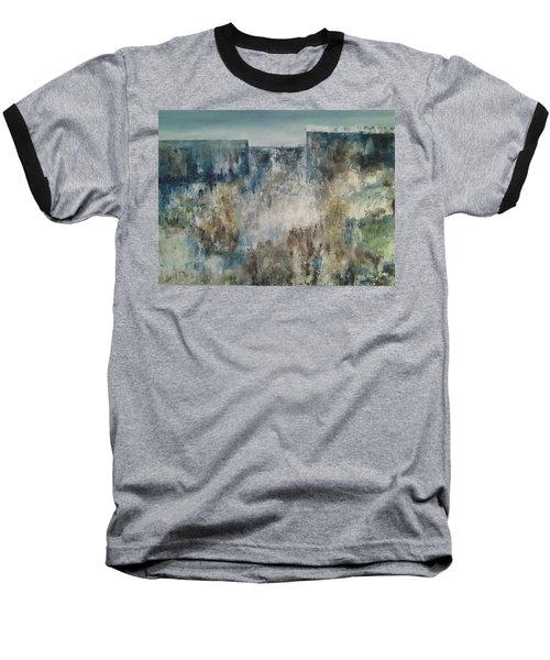 Looking At The Horizon Baseball T-Shirt