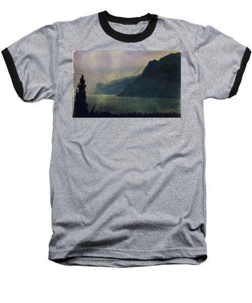 Looking At The Lake... Baseball T-Shirt