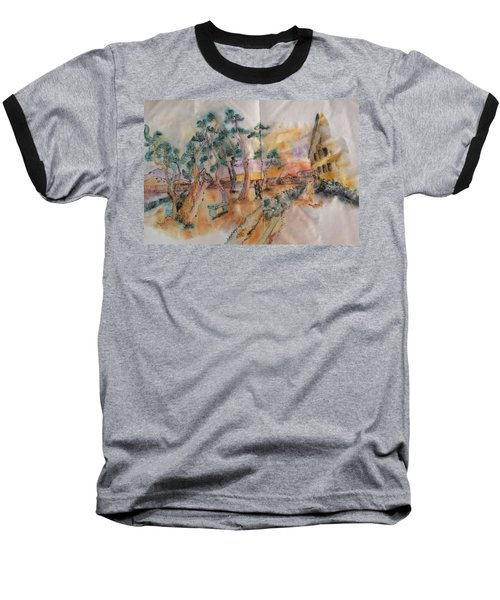 Looking At Van Gogh Album Baseball T-Shirt