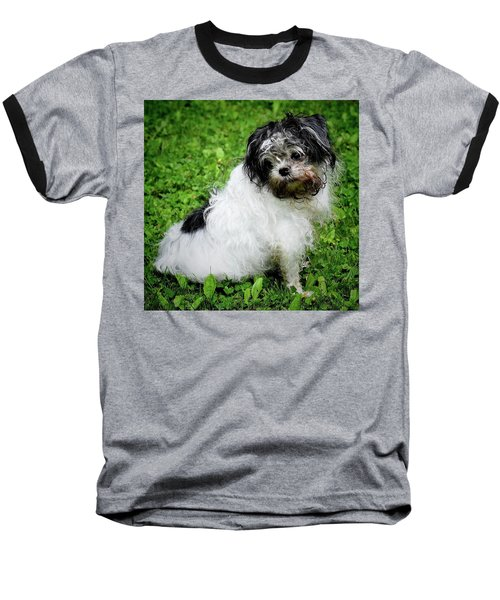 I Was Not In The Dirt Again.... Baseball T-Shirt