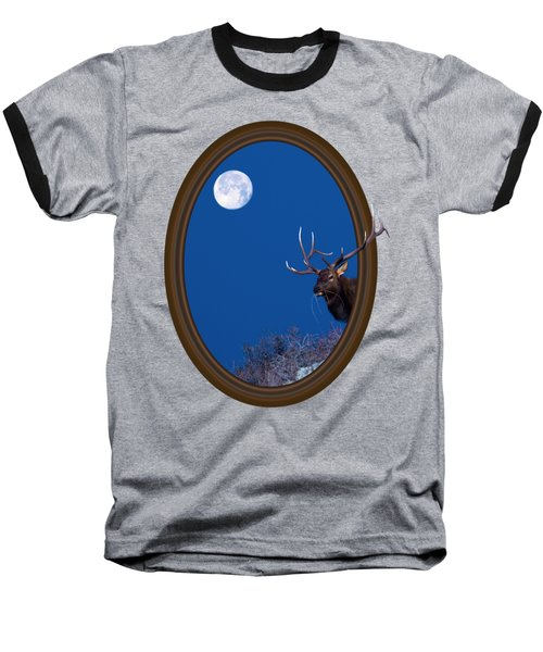 Looking Beyond Baseball T-Shirt by Shane Bechler