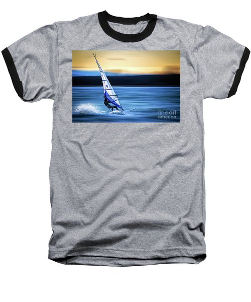 Baseball T-Shirt featuring the photograph Looking Forward by Hannes Cmarits