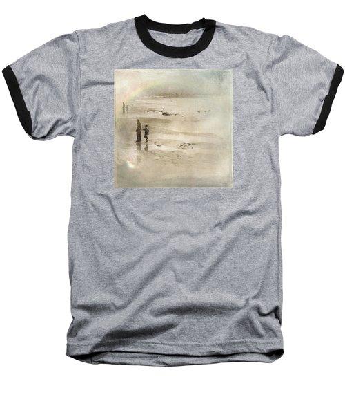 Looking Forward Looking Back Baseball T-Shirt