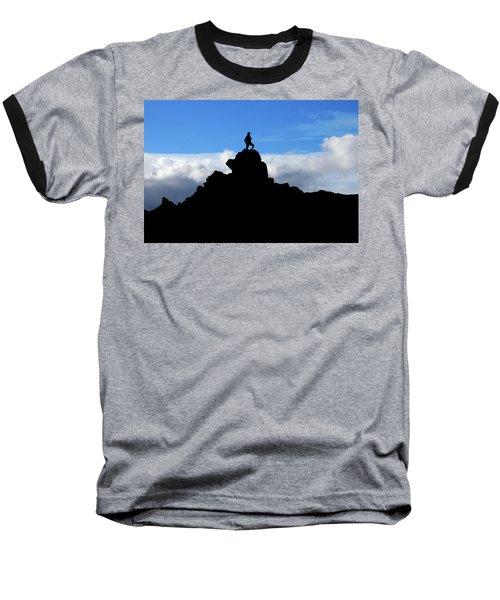 The Summit Hunter Baseball T-Shirt
