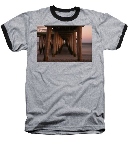 Looking Into Infinity Baseball T-Shirt