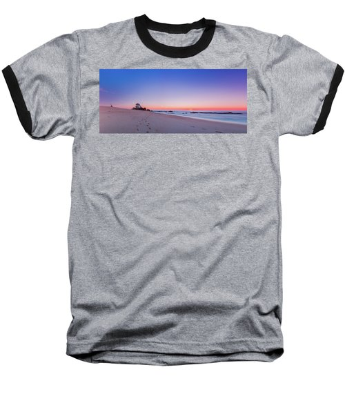 Looking Into The Distance Baseball T-Shirt