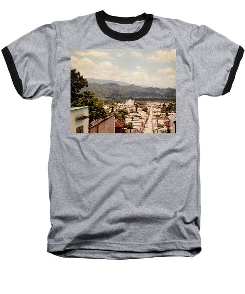 Looking Out Baseball T-Shirt