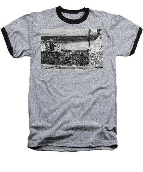 Looking Out Baseball T-Shirt