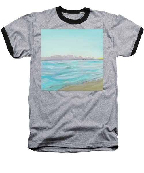 Looking South Tryptic Part 2 Baseball T-Shirt