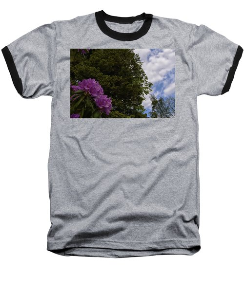 Looking To The Sky Baseball T-Shirt
