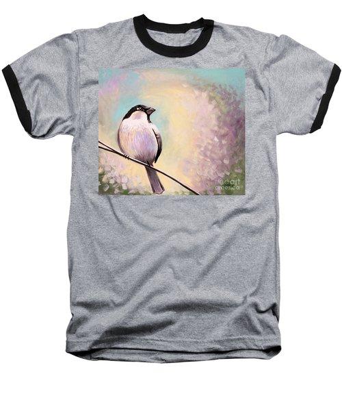 Look Toward The Light Baseball T-Shirt