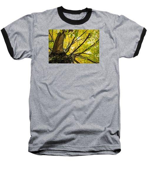 Looking Up - 9676 Baseball T-Shirt