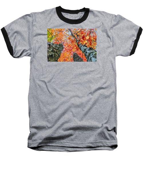 Looking Up - 9743 Baseball T-Shirt