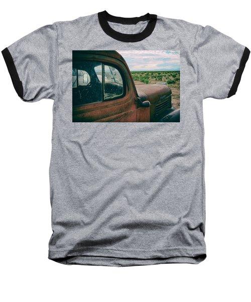 Looking West Baseball T-Shirt