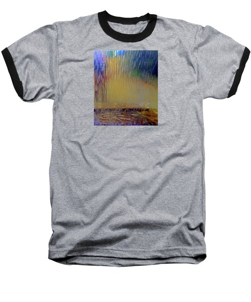 Looks Like Rain Baseball T-Shirt