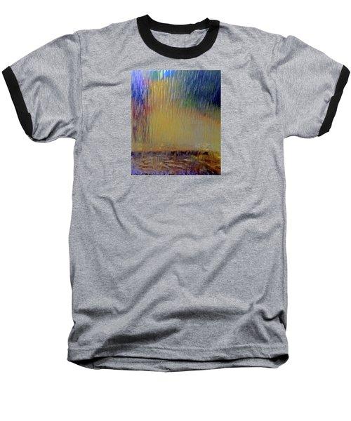 Looks Like Rain Baseball T-Shirt