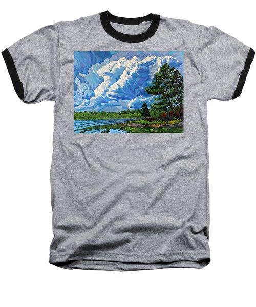 Looks Like Thunder Baseball T-Shirt