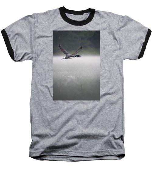 Loon 2 Baseball T-Shirt