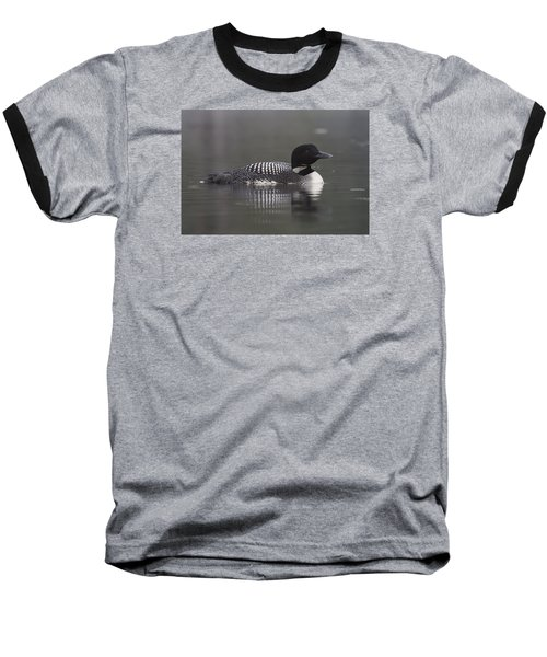 Loon 4 Baseball T-Shirt