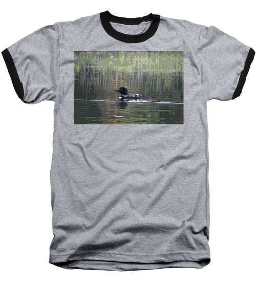 Loon Baseball T-Shirt