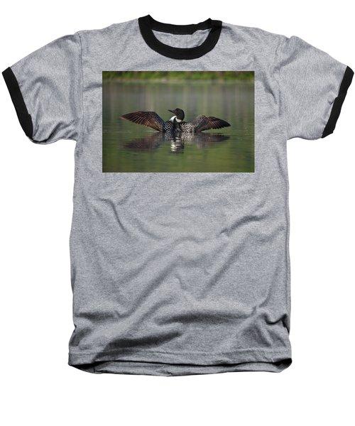 Loon Baseball T-Shirt