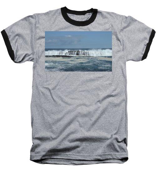 Loop Head Peninsula 1 Baseball T-Shirt