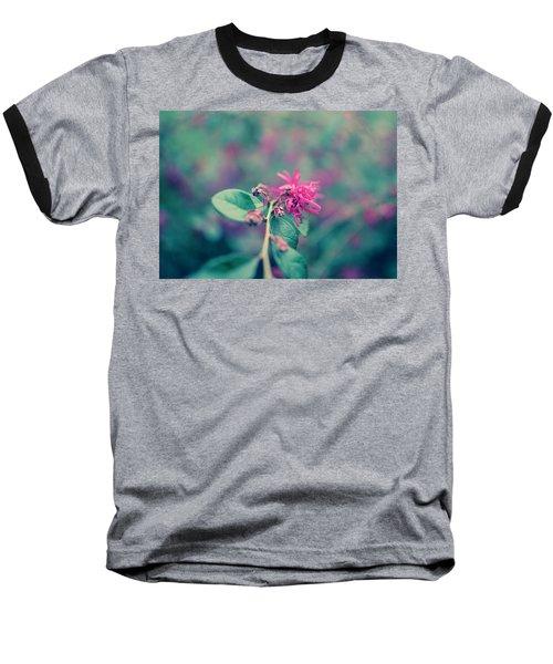 Lorapetalum Baseball T-Shirt
