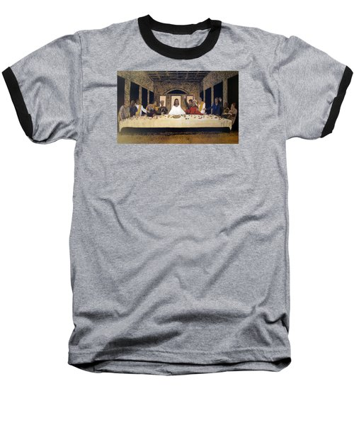 Lord Supper Baseball T-Shirt