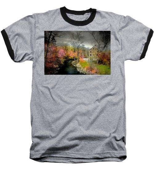 Lorillard Mill Baseball T-Shirt