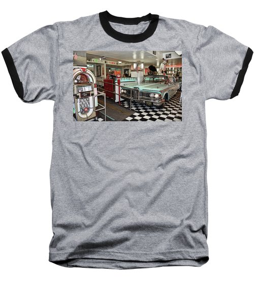 Loris Diner In San Francisco Baseball T-Shirt