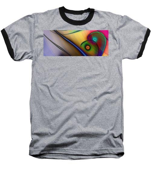 Loros De La Selva Baseball T-Shirt