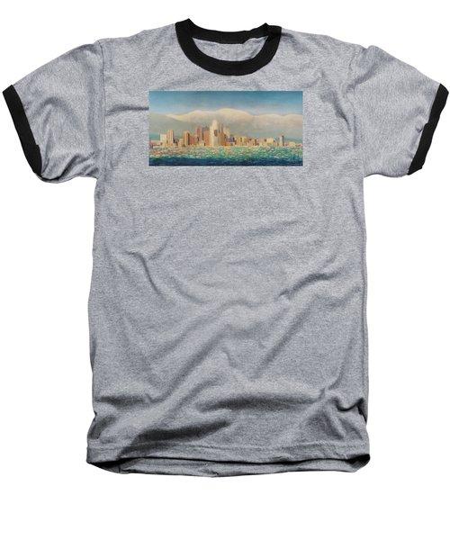 Los Angeles Sunset Baseball T-Shirt
