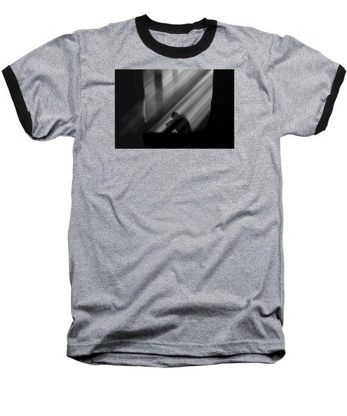 Loss Baseball T-Shirt by Salman Ravish