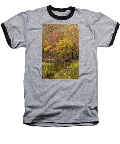 Lost Creek Autumn Baseball T-Shirt
