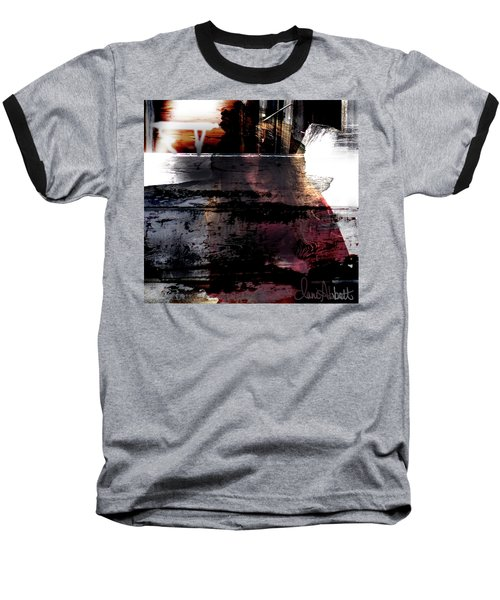 Lost In Her Thoughts Baseball T-Shirt