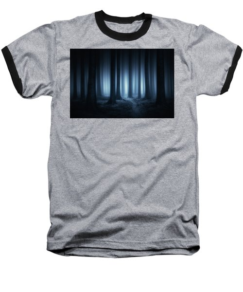 Lost In The Forest Baseball T-Shirt