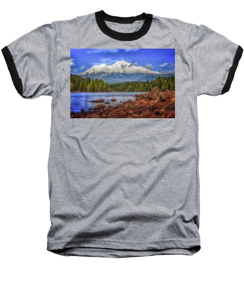 Lost In The Moment Baseball T-Shirt