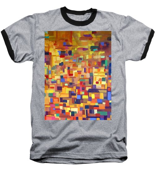 Lost In The Souk Baseball T-Shirt
