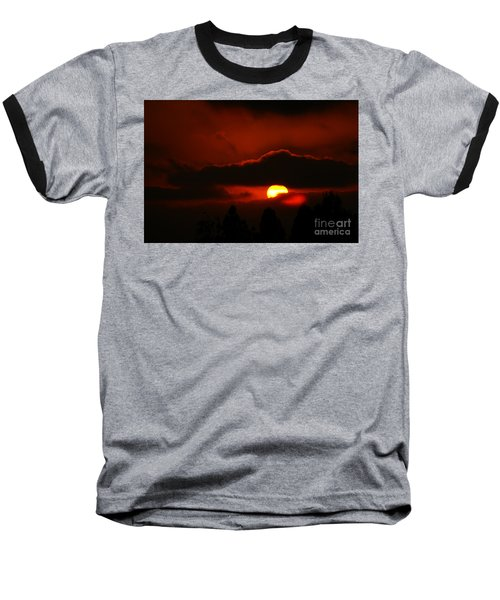 Lost In Thought Baseball T-Shirt