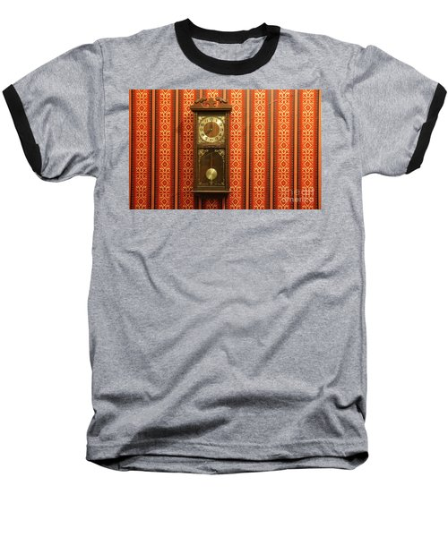 Baseball T-Shirt featuring the photograph Lost In Time And Space by Stephen Mitchell