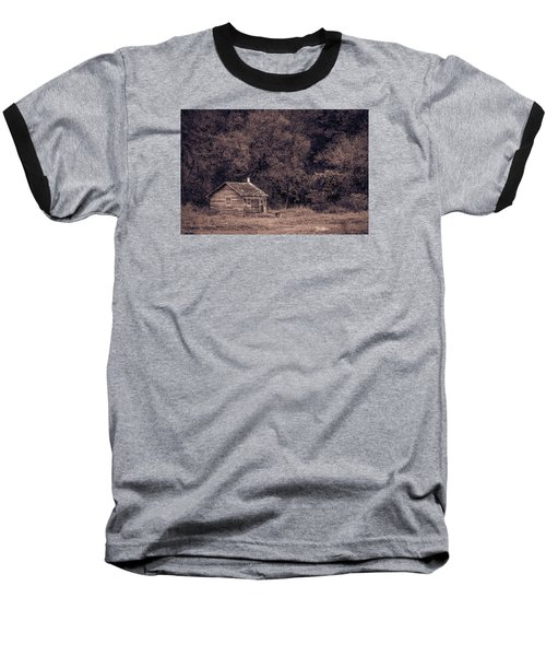 Lost In Time Baseball T-Shirt