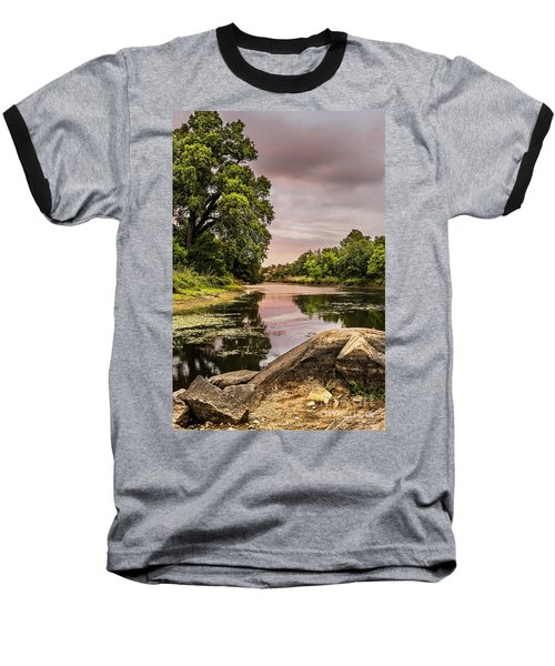 Lost Lake II Baseball T-Shirt
