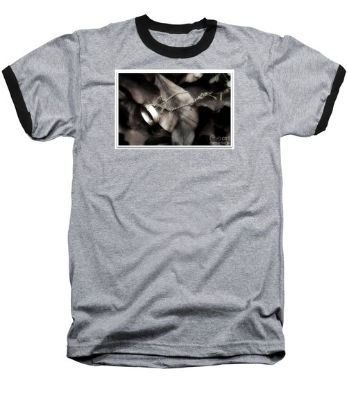 Baseball T-Shirt featuring the photograph Lost Love by Gary Bridger