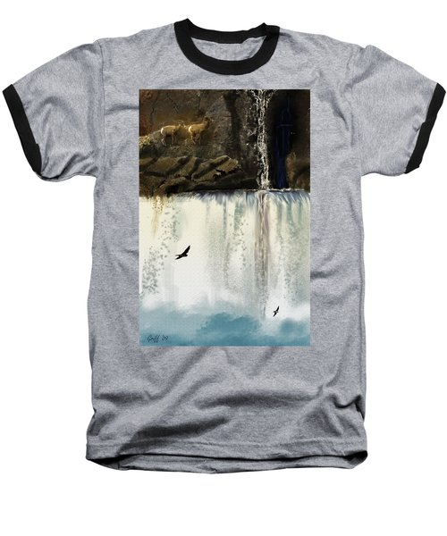 Lost River Baseball T-Shirt by J Griff Griffin