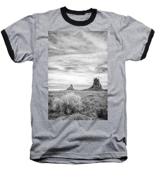 Lost Souls In The Desert Baseball T-Shirt by Jon Glaser