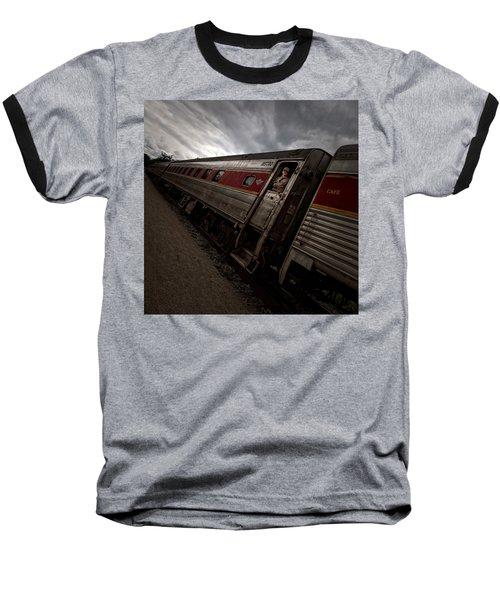 Lost Souls Baseball T-Shirt