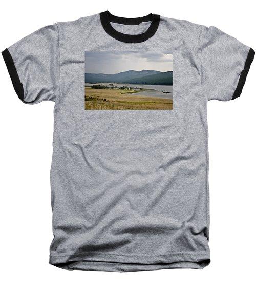 Lost Trail Wildlife Refuge 2 Baseball T-Shirt