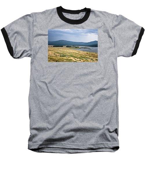Lost Trail Wildlife Refuge 3 Baseball T-Shirt